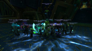 G'huun down, normal cleared! Best raid team revealed!